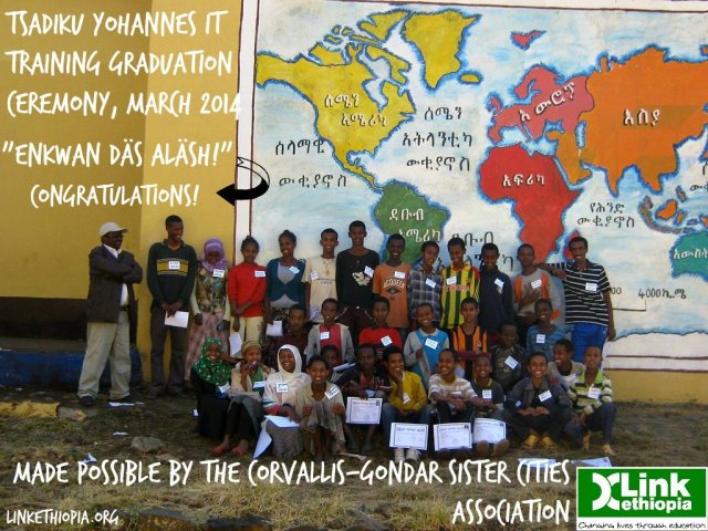 Corvallis-Gondar