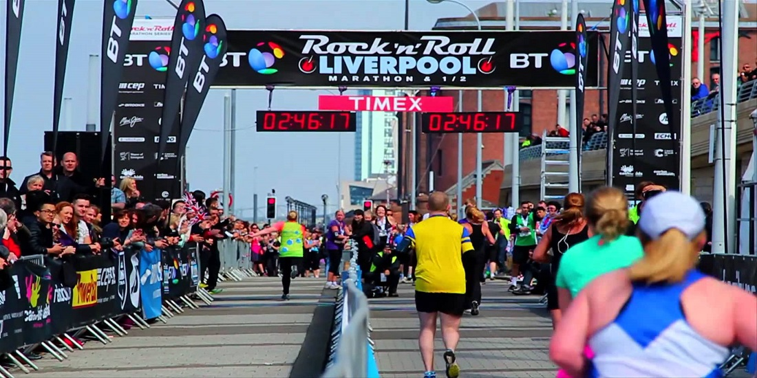 Liverpool Rock 'N' Roll Marathon