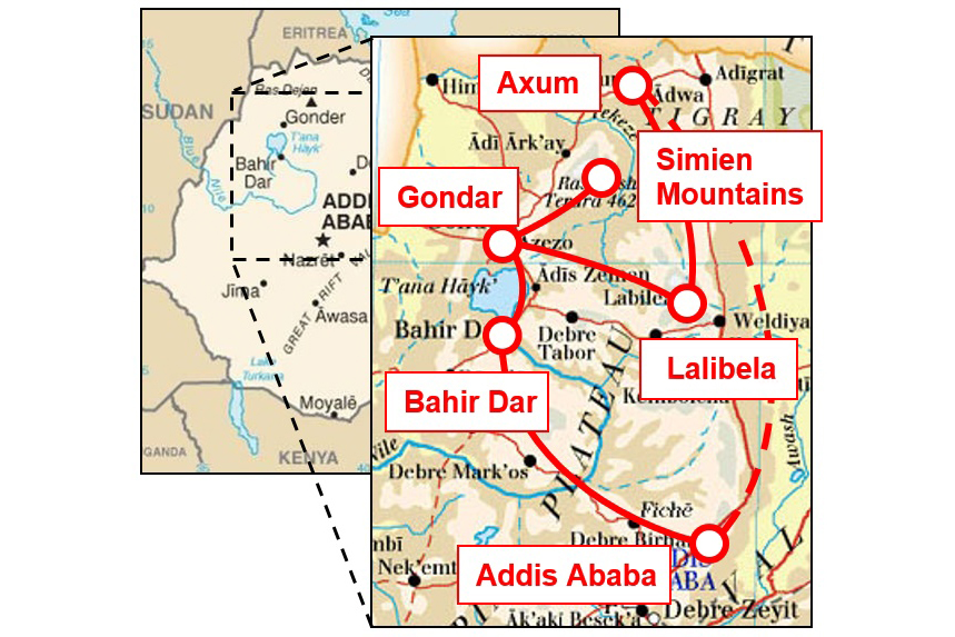 Historic Ethiopia Tour Link Ethiopia