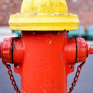 Fire Hydrant in Nyack - Photography