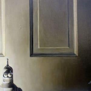 Bender - Oil Painting