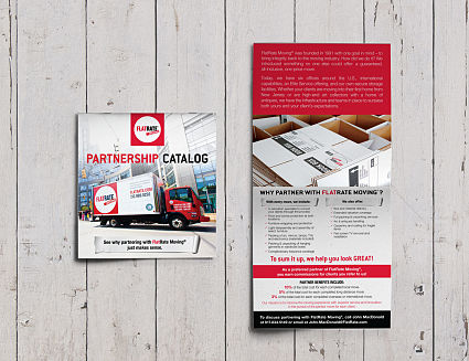 Partner Guide Half Fold Brochure