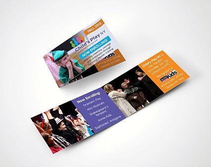 Mini Half Fold Cards