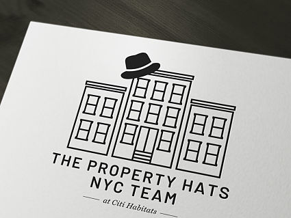 Property Hats Logo Design