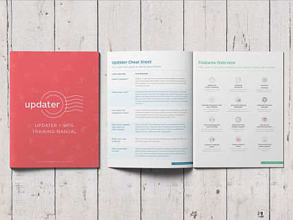Manual Booklet Design