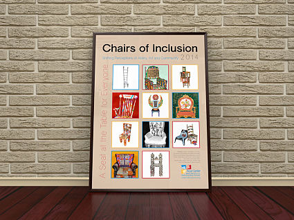 Chairs of Inclusion Collector Poster