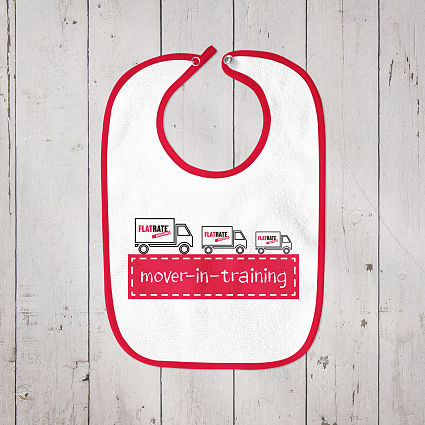 Mover-in-Training Bib