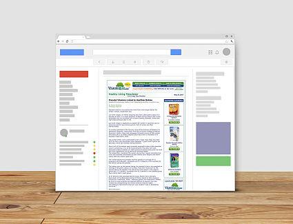 Enewsletter Design