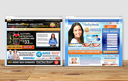Custom Sales Websites