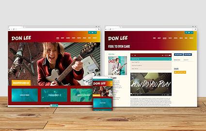 Customize Stock Wordpress Theme