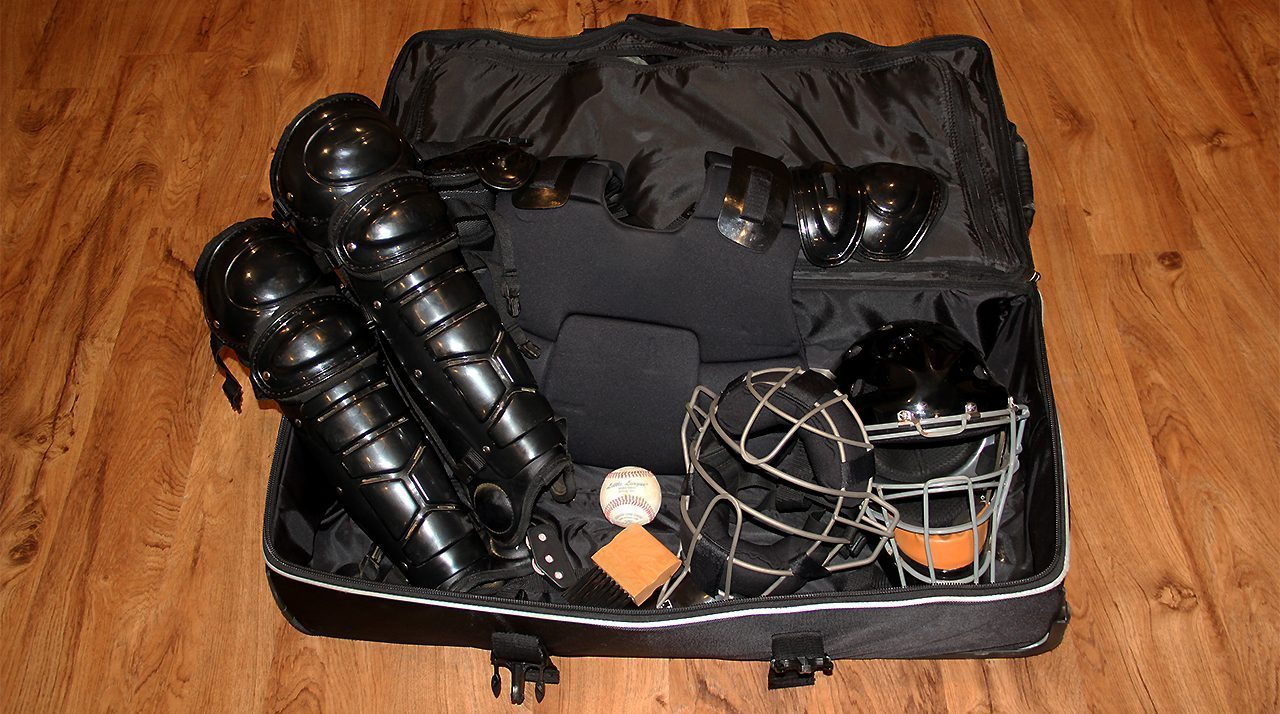 umpire equipment