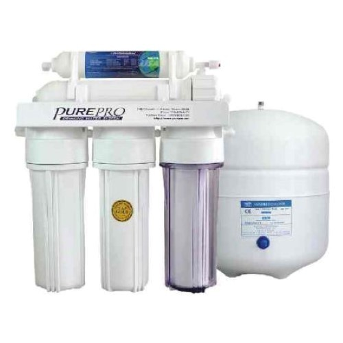 PurePro 5 Stage 50 Gallon Reverse Osmosis Water Purification System