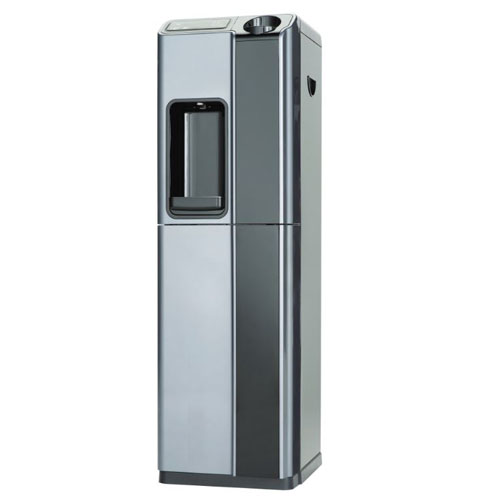 Global Water G4RO Standing Water Cooler with 4-Stage Reverse Osmosis System