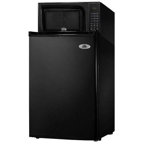 Summit 18.5-Inch 2.5 Cu. Ft. Microwave-Refrigerator Combo