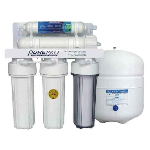 PurePro 5 Stage 80 Gallon Reverse Osmosis Water Purification System