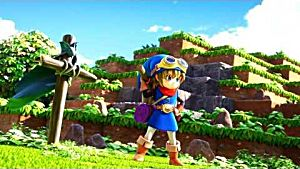 dragon quest bulders how to get corse cloth