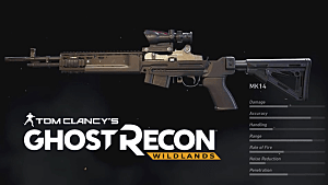 Tom Clancy S Ghost Recon Wildlands Best Weapons And