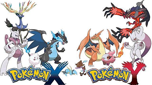 Adventuring into pokemon xy ridiculous pokemon and mega evolution pok mon x and y - Evolution pokemon xy ...