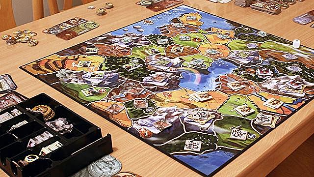 Cool board game ideas