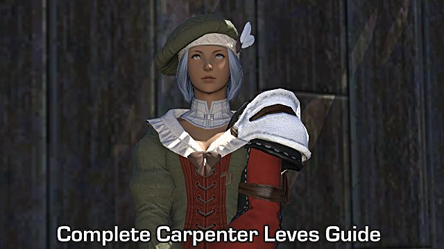 ff14 carpentry for beginners 3