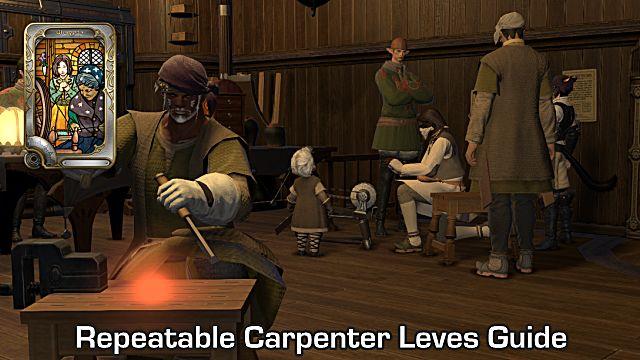 ff14 carpenter guide 2