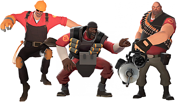 Team Fortress 2 defense classes