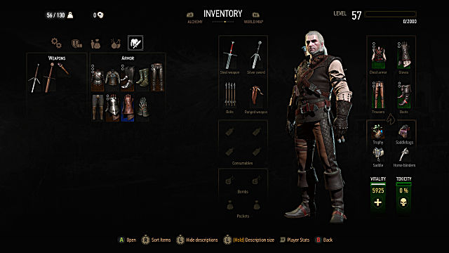 The Witcher 3: Wild Hunt - Blood and Wine customization
