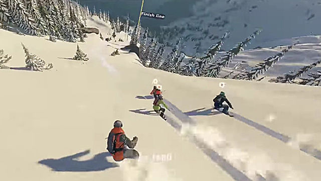 steep screenshot