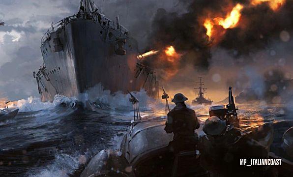 Italian Front Battlefield 1