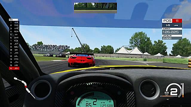 Assetto Corsa racing