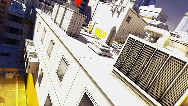 mirror's edge mirrors dice ea jumping