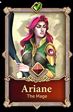 Chronicle: RuneScape Legends ariane