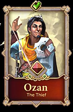 Chronicle: RuneScape Legends ozan