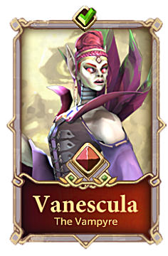 Chronicle: RuneScape Legends venescula