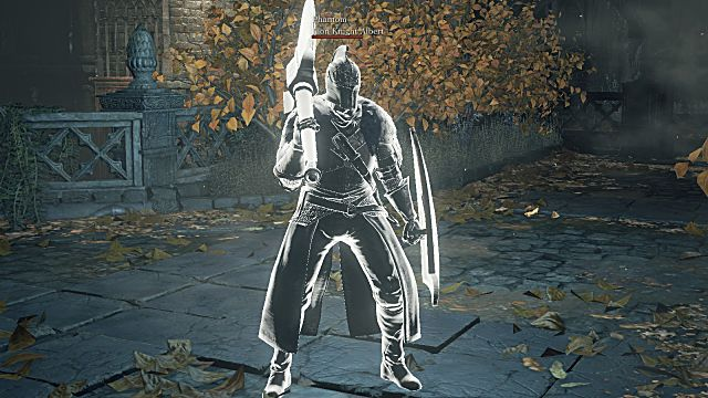 dark souls 3 complete guide to npc invasions and summons lion knight albert