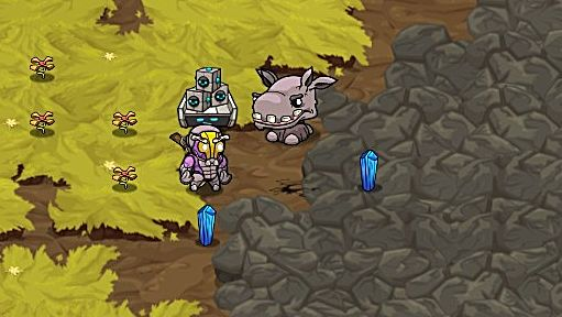 Crashlands Guide How to find Crystallized Juice Juicemancy Patch