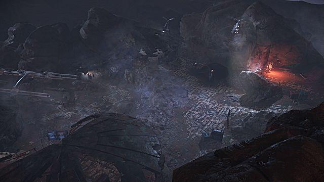 The Technomancer, mars, dome