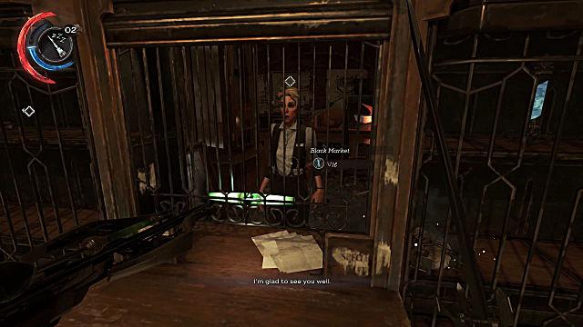 Dishonored 2 screenshot