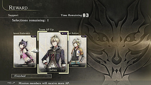 God Eater 2 Rage Burst customization