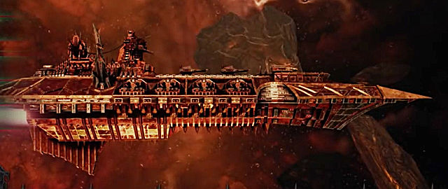 Battlefleet Gothic: Armada acheron