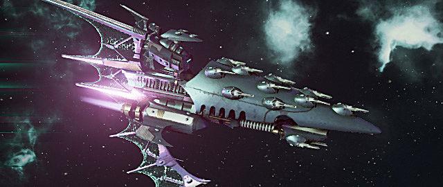 Battlefleet Gothic: Armada aconite