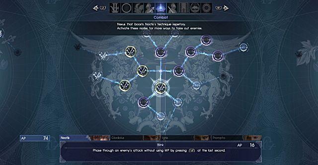 final fantasy xv ascension board