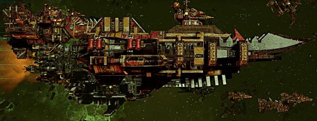 Battlefleet Gothic: Armada brute