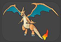 Pokemon Charizard Y