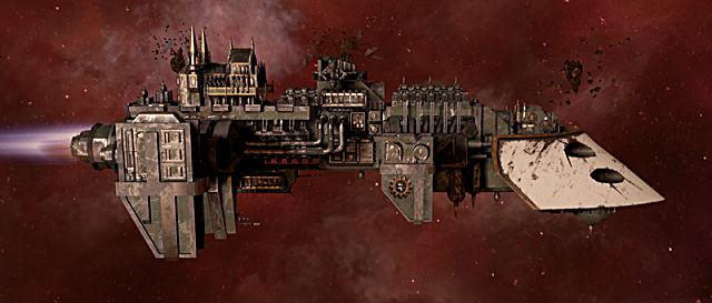 Battlefleet Gothic: Armada cobra