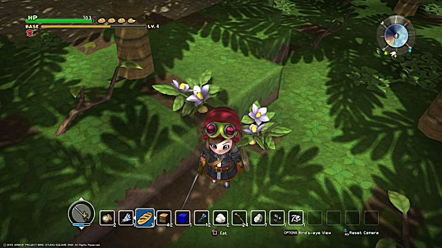 Dragon quest builders guide how to find potatoes for How to find a builder