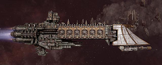 Battlefleet Gothic: Armada dauntless mk1
