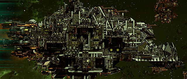 Battlefleet Gothic: Armada deathdeala