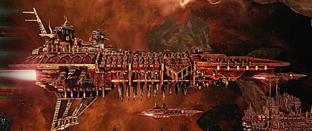 Battlefleet Gothic: Armada despoiler