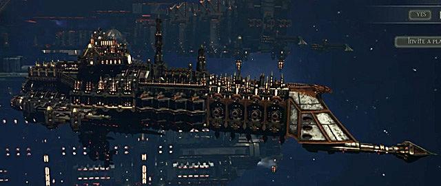 Battlefleet Gothic: Armada dictator